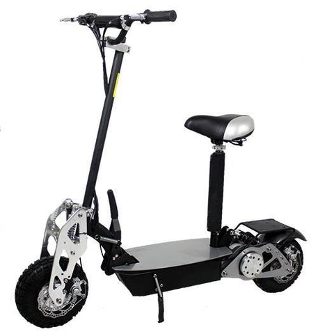 Urban 1200 Watt Chrome Electric Scooter