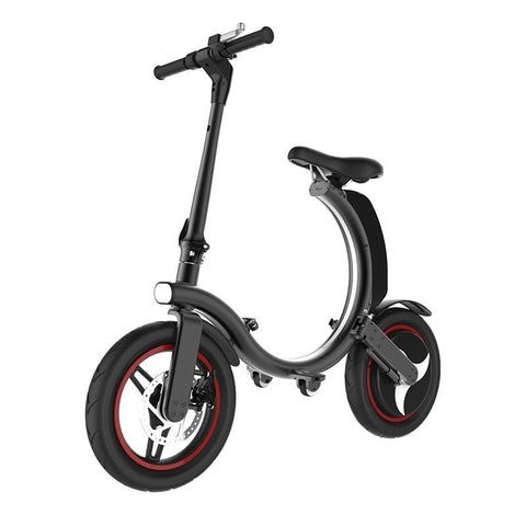 Go-Bike Q1 FOLDABLE ELECTRIC BIKE Black