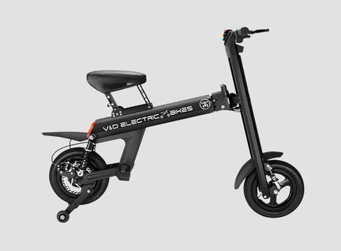 Go-Bike M2 FOLDABLE E-BIKE Black