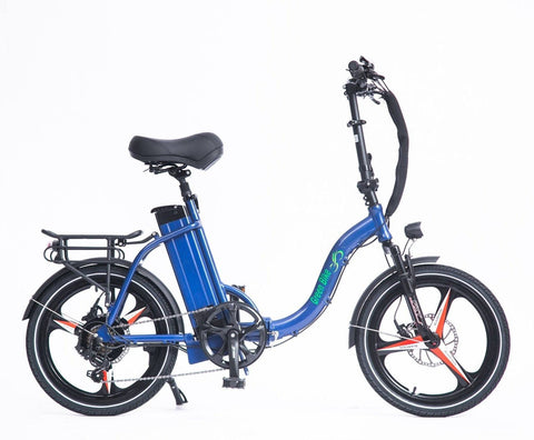 Greenbike USA 500 Low Step City Bike