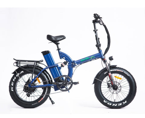 Greenbike USA GB750 Next Blue