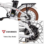 Civi Bikes Rebel Folding 500W