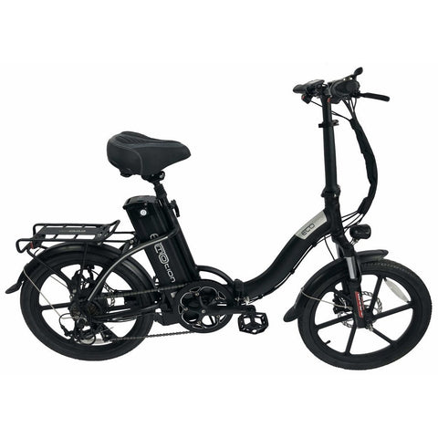 Ecomotion Roko 500W Electric City Bike Black