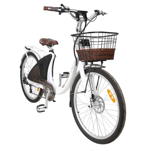 Ecotric Lark 500W Electric Cruiser Bike