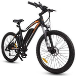 Ecotric Leopard 500W Electric Mountain Bike Black