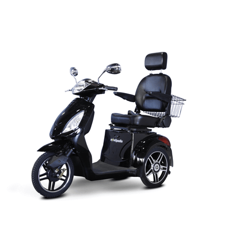 Ewheels EW-36 Electric 500W 3 Wheel Scooter Black