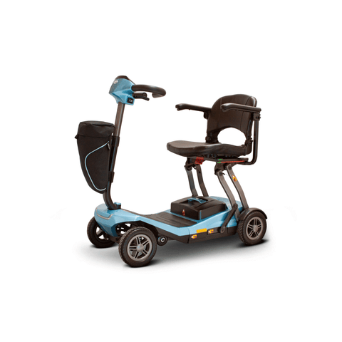 Ewheels 4 Wheel 250W Scooter EW-REMO Blue