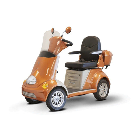 Ewheels EW-52 Electric 700W 4 Wheel Scooter Orange