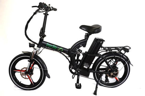 GREENBIKE USA GB500 MAG black