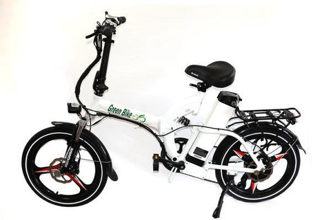 GREENBIKE USA GB500 MAG white