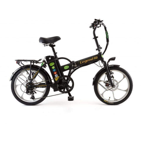 Greenbike Electric Motion City Legend HD 350W Electric City Bike