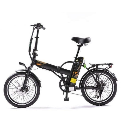 Greenbike Electric Motion Classic HS 350W Black
