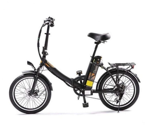 Greenbike Electric Motion Classic LS 350W Matte Black
