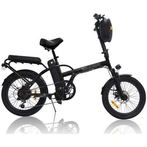 Greenbike Electric Motion Jager Dune 350W Electric City Bike Black