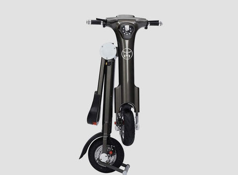 Go-Bike M1 FOLDABLE E-BIKE black