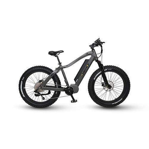 QuietKat Apex 1000/750W Electric Mountain Bike Charcoal