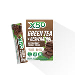 Chocolate Green Tea X50