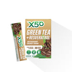 Iced Coffee Green Tea X50
