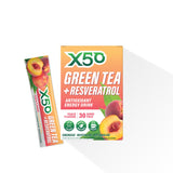 Peach Green Tea X50