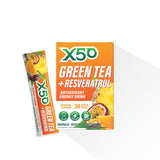 Green Tea X50 30 Serve