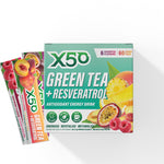 Assorted Green Tea X50