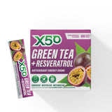 Green Tea X50 60 Serve