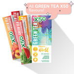 Flavours Of The World Green Tea X50
