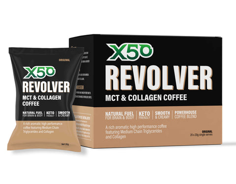 Revolver Coffee 20 Serve
