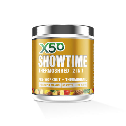 Showtime Thermoshred