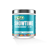 Rainbow Gummy Showtime Thermoshred