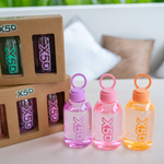 X50 Mini Bottle Trio Pack: Rose, Mint & Lilac