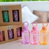 X50 Mini Bottle Trio Pack: Rose, Lilac & Pink