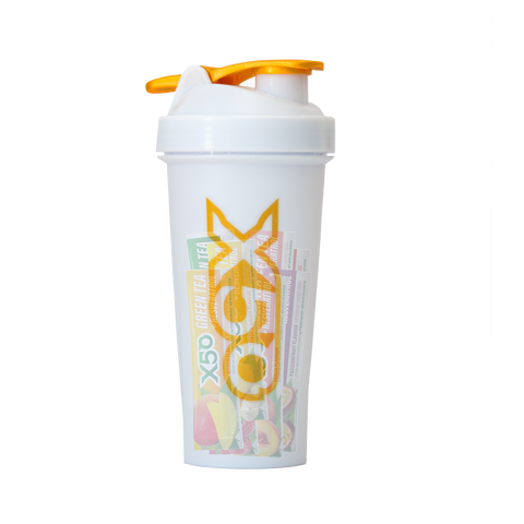 The Golden X50 Shaker with 10 Samples