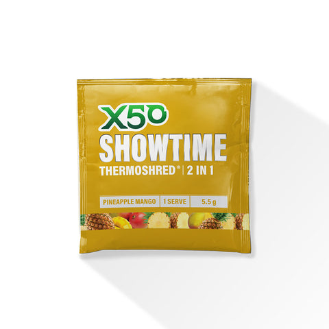 Showtime Thermoshred Sample
