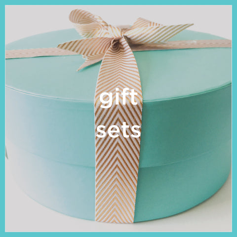 all natural skin care gift sets, gift boxes, scrub inspired