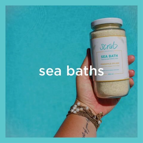 scrub inspired sea bath soaks