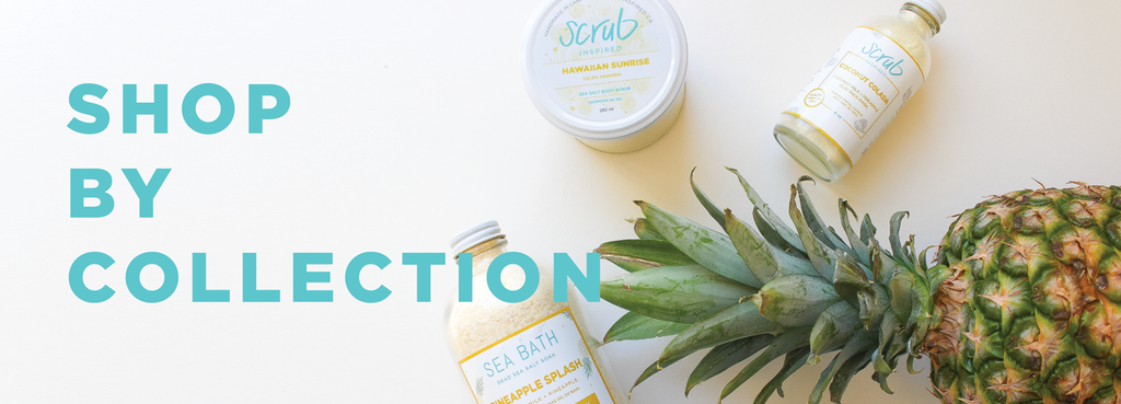 Scrub Inspired freshest in skincare all natural