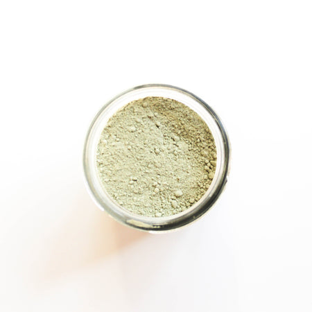 Matcha Mud [wintergreen + matcha]