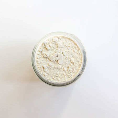 Coconut Colada Face Mask [pineapple + coconut milk]