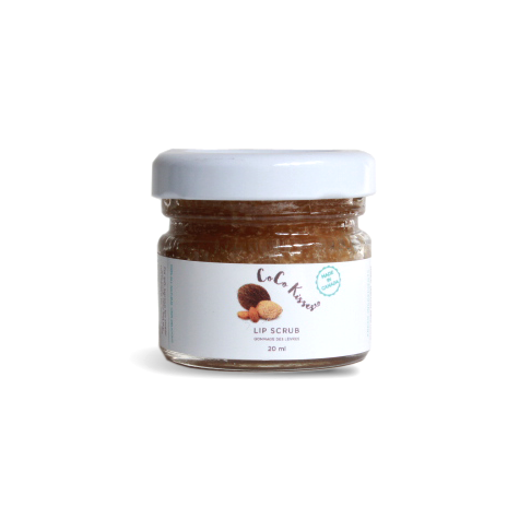 Coco Kisses Lip Scrub