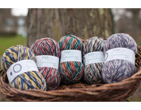 WYS Signature Sock 4ply