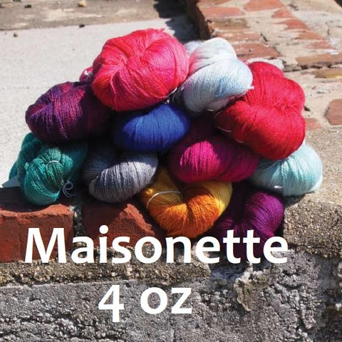 Neighborhood Fiber Maisonette Lace (4 oz)