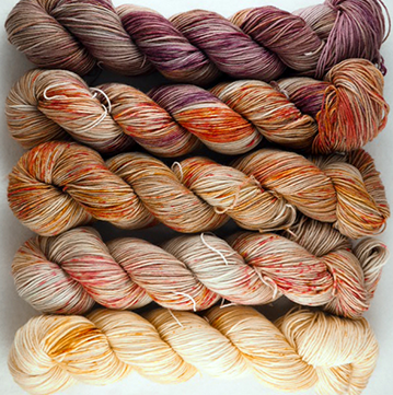 Neighborhood Fiber Rustic Fingering Speckled Gradient Sets