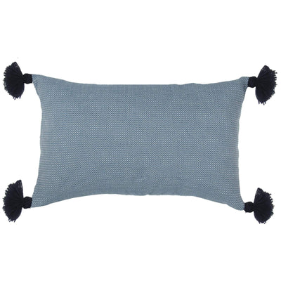 Stockholm cushion in Blue