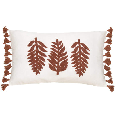 Design KNB Brick Red Lamu Cushions in different shades
