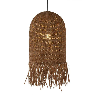 Design KNB Ceiling Light made of Natural Wicker