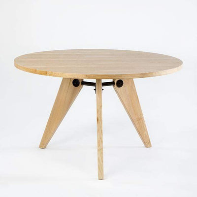 Design KNB Dining Table Natural Wood