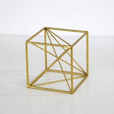 Design KNB Golden Metal Square