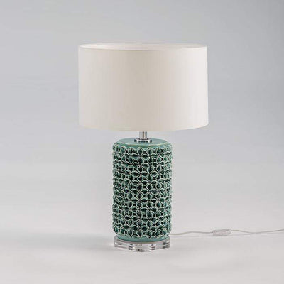 Design KNB Green Ceramic Table Light