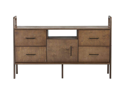 Plywood Project Acacia Sideboard Mid-Century FRISK 460 IV